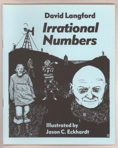 West Warwick, Rhode Island]: Necronomicon Press Fiction, 1994. Octavo, illustrated by Jason C. Eckha...