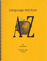 Language Arts from A to Z; Teacher Text, Level D