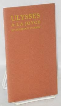 Ulysses à la Joyce