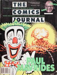 image of The Comics Journal, No. 167, April 1994