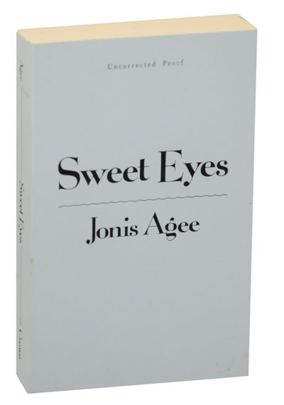New York: Crown, 1991. First edition. Softcover. Uncorrected proof. Agee's first novel. A near fine ...
