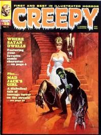 CREEPY  No. 39  (May 1971)