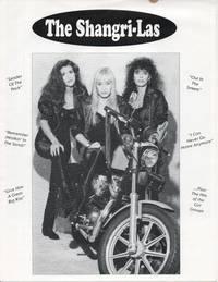 THE SHANGRI-LAS [cover group]:; Publicity brochure