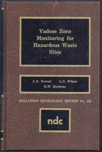 Vadoze Zone Monitoring for Hazardous Waste Sites.  Pollution Technology Review No. 112