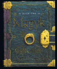 Septimus Heap Book One: Magyk by  Angie SAGE - Hardcover - 2005 - from Jenny Wren Books (SKU: 013083)