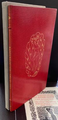 The Homeric Hymn to Aphrodite : The Limited Deluxe Edition With The Publisher's Prospectus