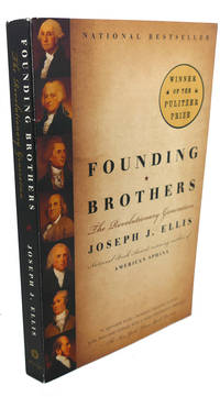 image of FOUNDING BROTHERS The Revolutionary Generation