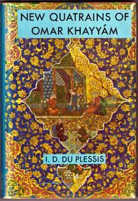 image of NEW QUATRAINS OF OMAR KHAYYAM