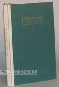 N.P. (but Stockholm): Sällskapet Bokvännerna, 1959. quarter cloth, paper-covered boards. tall smal...