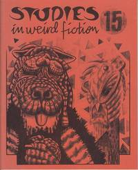 image of Studies in Weird Fiction  Summer 1994 / Number 15