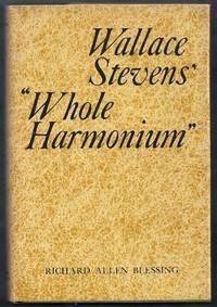 "Wallace Stevens \' ""Whole Harmonium"""