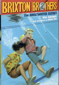 image of The Ghostwriter Secret (Brixton Brothers, Book 2)