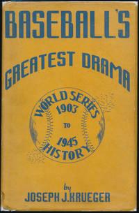 Baseball's Greatest Drama.