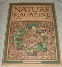 image of Nature Magazine for March 1925