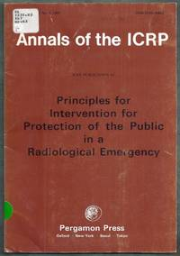 ICRP Publication 63. Principles for Intervention for Protection of the Public in a Radiological...