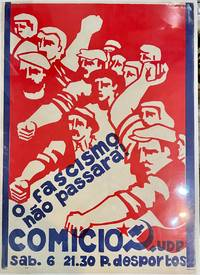 PORTUGUESE DOCUMENTS: Post-Salazar Regime Miscellaneous Ephemera: A collection of flyers, brochures and posters from Portugal's political party PRT published during the Continuing Revolutionary Process (Processo Revolucionário em Curso, or PREC)