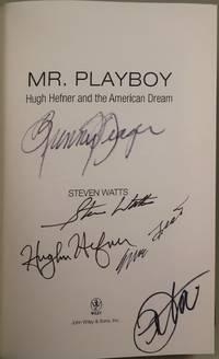 Mr. Playboy, Hugh Hefner and the American Dream (SIGNED by Larry Flynt et al.)