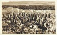 Bryce Canyon from Bryce Pt. [Real Photo Postcard]