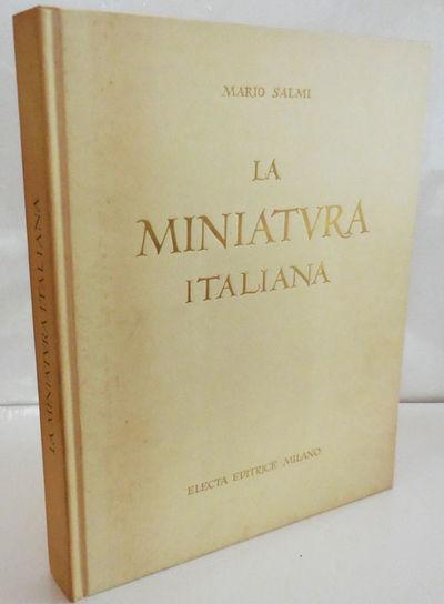 Milano: Electa Editrice, 1956. First edition. Hardcover. Very Good. Hardbound quarto. Text in Italia...