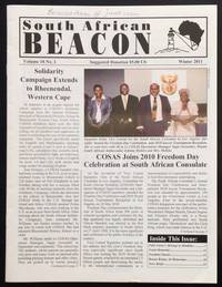 image of South African Beacon. Vol. 18 no. 1 (Winter 2011)
