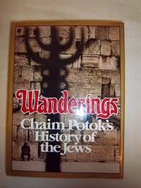 image of Wanderings: Chaim Potok's History of the Jews