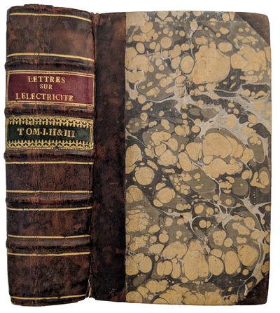 Paris:: Chez Durand, 1774, 1760, 1777., 1774. 3 parts bound in 1. Sm. 8vo. xii, 251, ; , xii, 284; x...