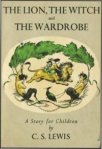 collectible copy of The Lion, the Witch and the Wardrobe
