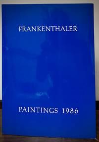 Frankenthaler New Paintings October 9 - November 1, 1986