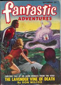 FANTASTIC ADVENTURES: September, Sept. 1948