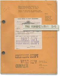 image of Conspirator (Original screenplay for the 1949 film)
