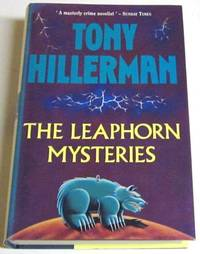The Leaphorn Mysteries – Three Classic Hillerman Novels – The Blessing Way, Dance Hall of the Dead, Listening Woman