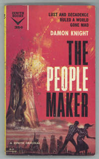 image of THE PEOPLE MAKER