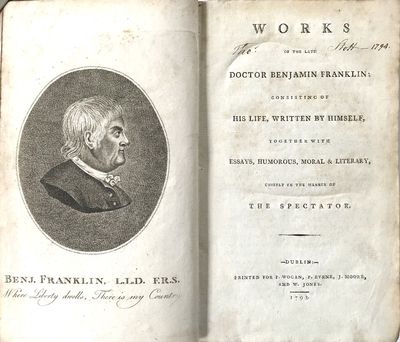 Works of the late Doctor Benjamin...