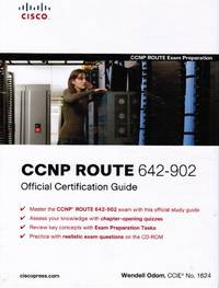 image of CCNP ROUTE 642-902 - Official Certification Guide