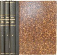 ABHANDLUNGEN VON FRIEDRICH WILHELM BESSEL Three Volumes Complete