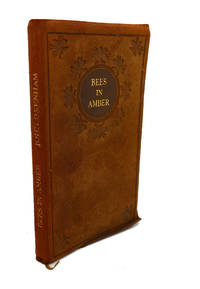 image of BEES IN AMBER :  A Little Book of Thoughtful Verse