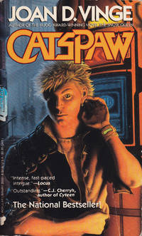 Catspaw by  Joan D Vinge - Paperback - 3rd Paperback Printing - 1989 - from Bookmarc Books and Biblio.co.uk