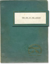 The Day Of The Locust (Original screenplay for the 1975 film)