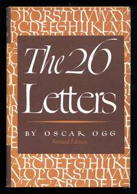 image of The 26 Letters: Revised Edition