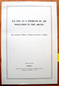 image of Ice Fog as a Problem of Air Pollution in the Arctic