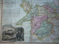 A New Map of North Wales divided Into Its Six Counties or Shires.