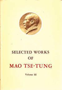 image of Selected Works of Mao Tse-tung: Volume III