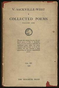 London: Hogarth Press, 1933. Hardcover. Very Good/Good. First edition. Slight wear at crown, very go...