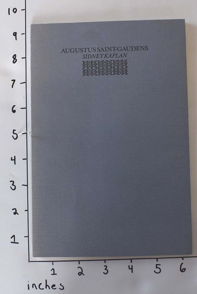 Amherst, Massachusetts: The Oxbow Press (printers) / The Massachusetts Review, 1989. Paperback. Fine...