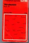 image of Ordnance Survey  One-Inch Map - Wensleydale - Sheet 90