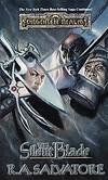 The Silent Blade by  R. A Salvatore - Paperback - 1999 - from Astro Books and Biblio.com