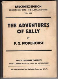 The Adventures of Sally (Tauchnitz Edition Volume 4852)