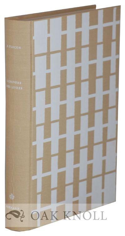 Paris, France: Hermann, 1961. cloth, dust jacket. 8vo. cloth, dust jacket. (viii), 707, (3) pages. T...