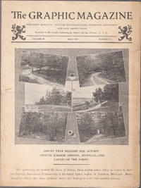 image of Vintage Issue of the Graphic Magazine for May 1922