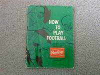 How To Play Football (Rawlings Advertising Booklet)